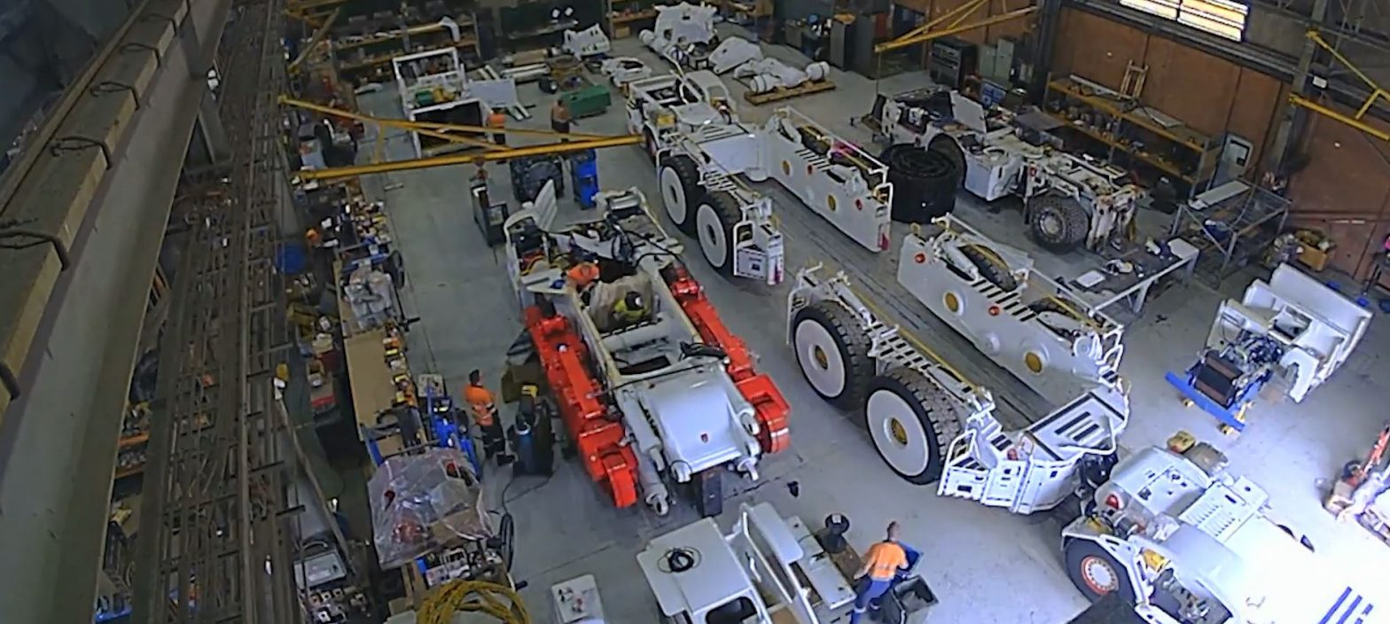 Workshops based in Hexham NSW